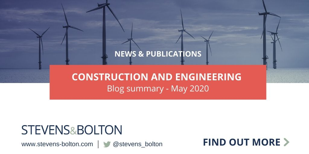 Construction and engineering update - latest blogs