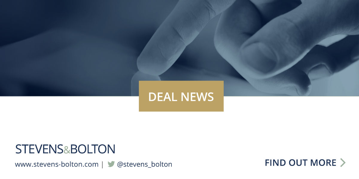 Stevens & Bolton advises on the sale of data analytics and insights business Bonamy Finch