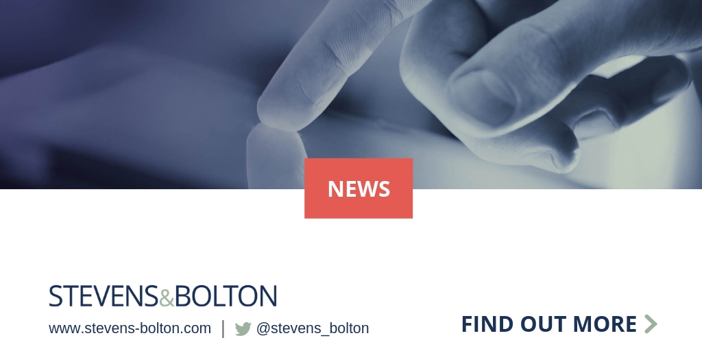 Stevens & Bolton supports some of the UKs top SMEs with the fastest-growing exports