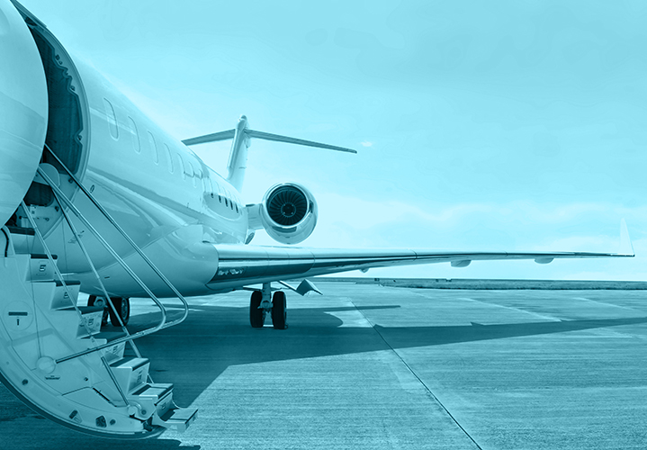 Flying in a chartered aircraft has nothing to do with fat-cat luxury - its about time efficiency, not simply cost