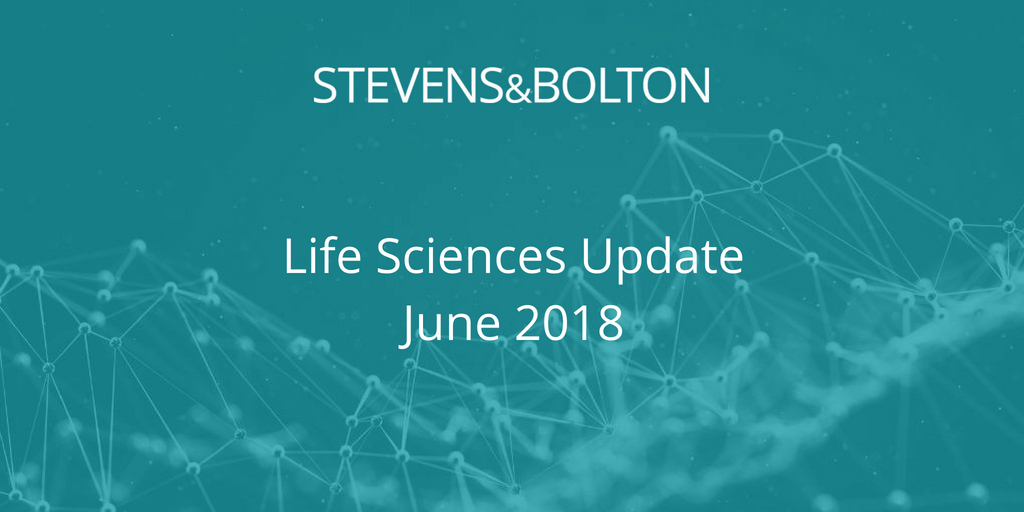 Life Sciences Update - June 2018