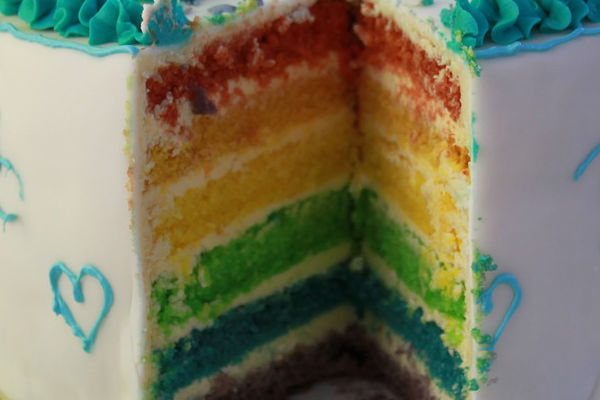 Bakerys cake order refusal not direct discrimination