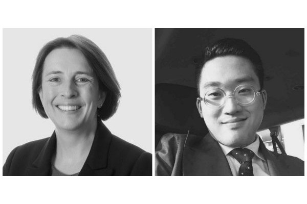 Interview with Marion Bernard and Ted Wong, The Firmament Group