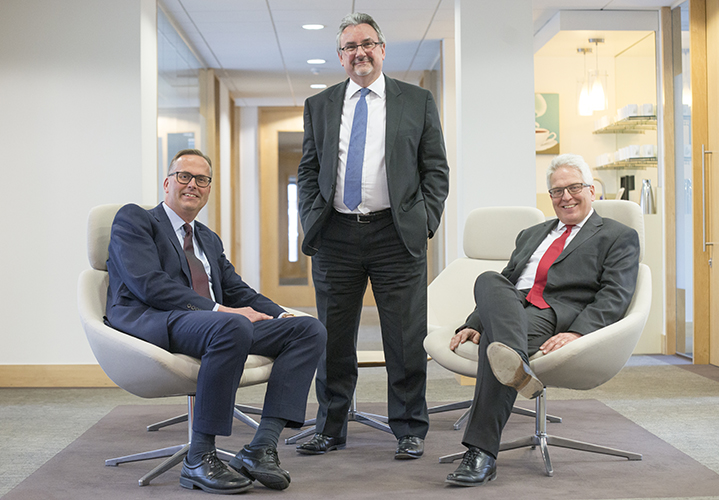 Changes at the top at Stevens & Bolton LLP