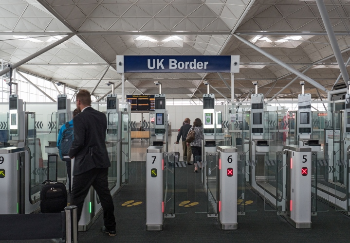 Lifting of restrictions - limited UK visa and immigration application centres and services are beginning to resume