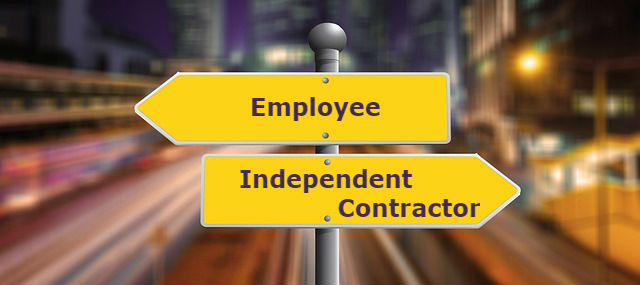 Individual was employee despite contract for services and intermediary personal service company